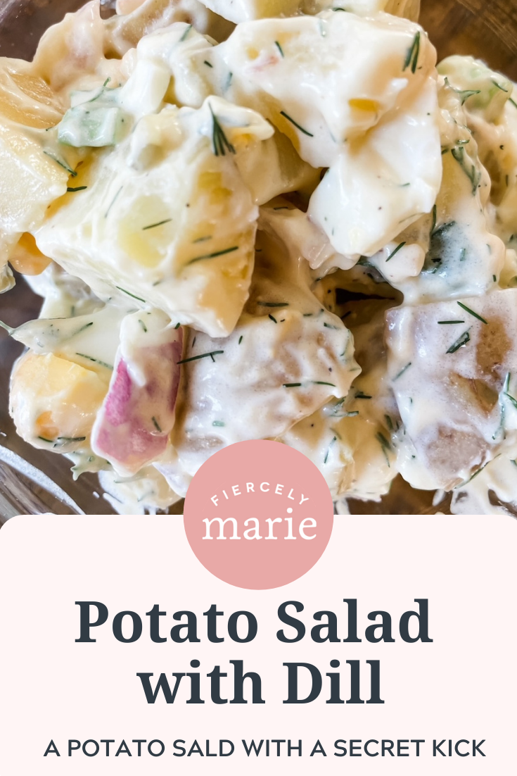Potato Salad with Dill Recipe