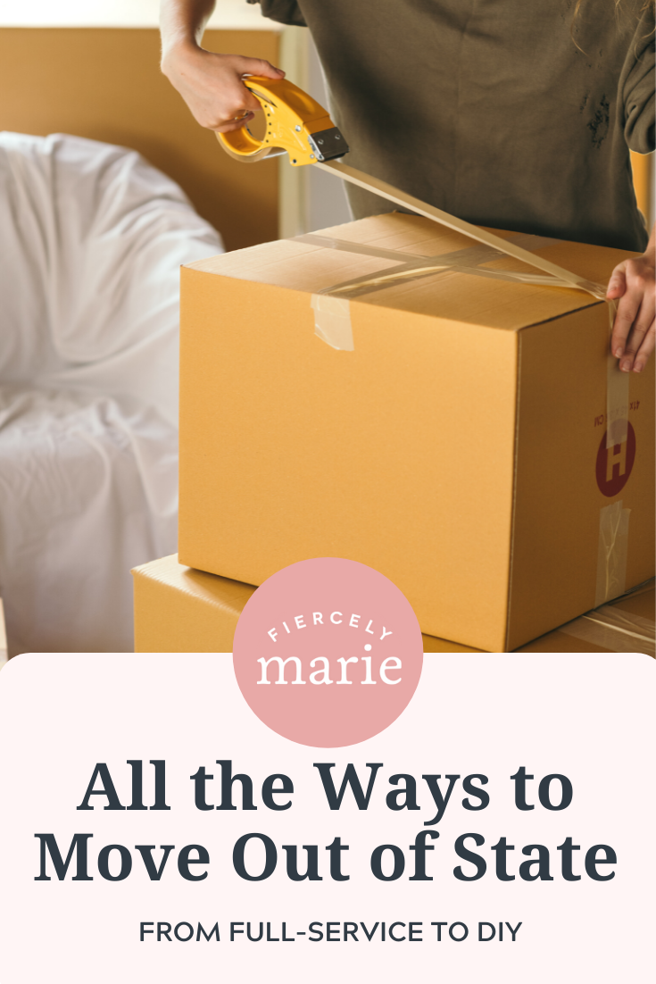 (Nearly) All the Ways to Move Out of State