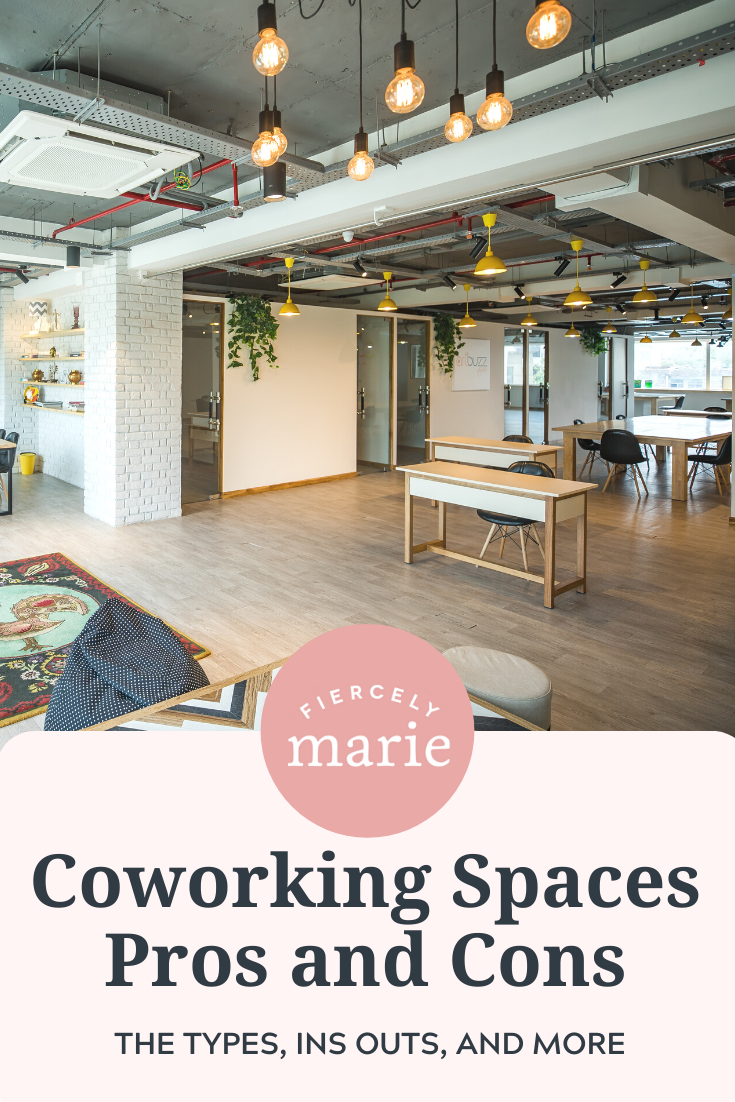 Coworking Spaces Pros and Cons