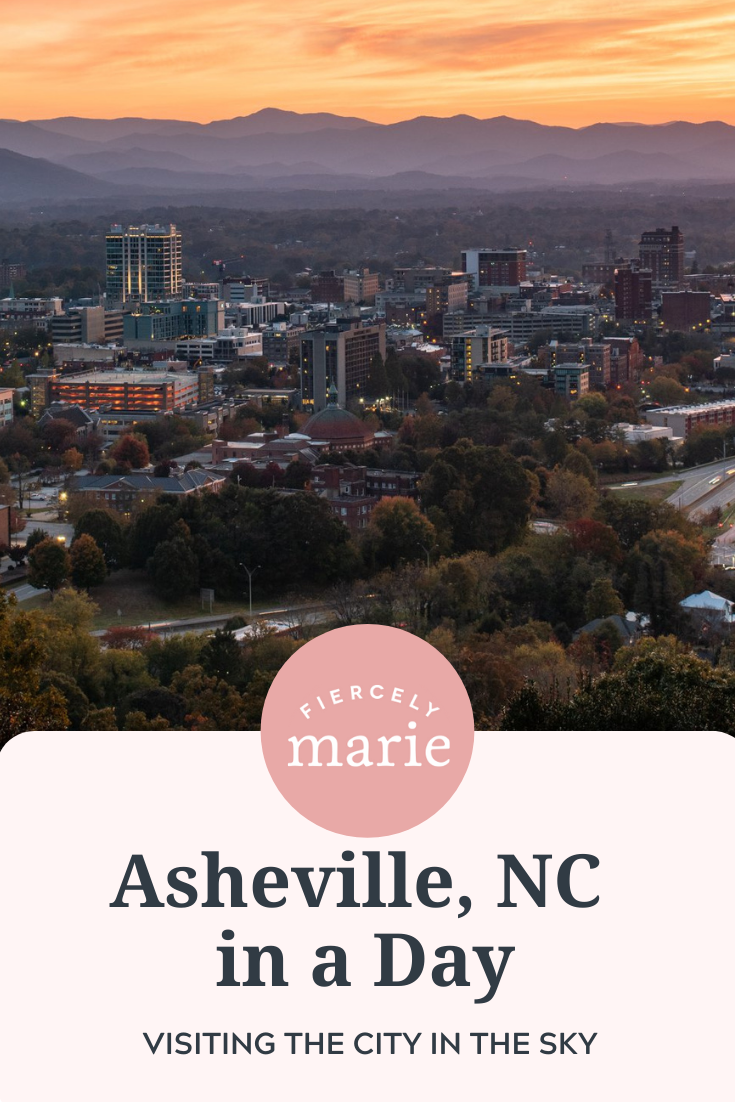 Asheville, NC in a Day