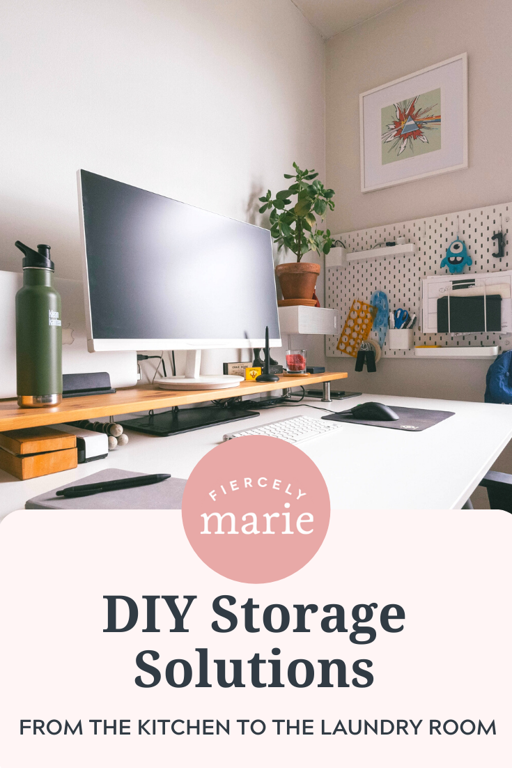 DIY Storage Solutions for Every Room